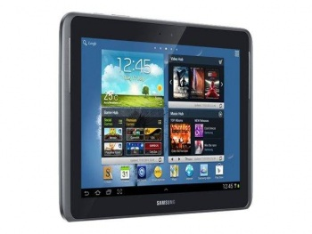 Samsung 7.0 Inch Tab A 8GB Tablet (Wi-Fi Only, White)