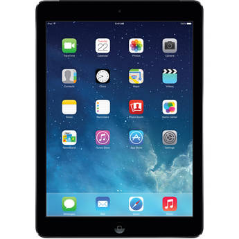 Apple MD785B/A 16GB iPad Air (Wi-Fi Only Black & Space Gray)