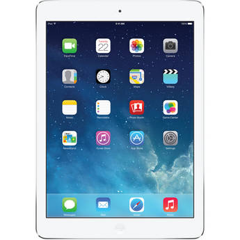 Apple MD789B/A 32GB iPad Air (Wi-Fi Only, Silver)